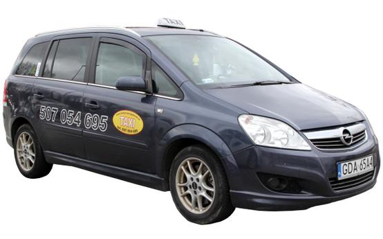 Taxi Pruszcz Gdański - 507 054 695